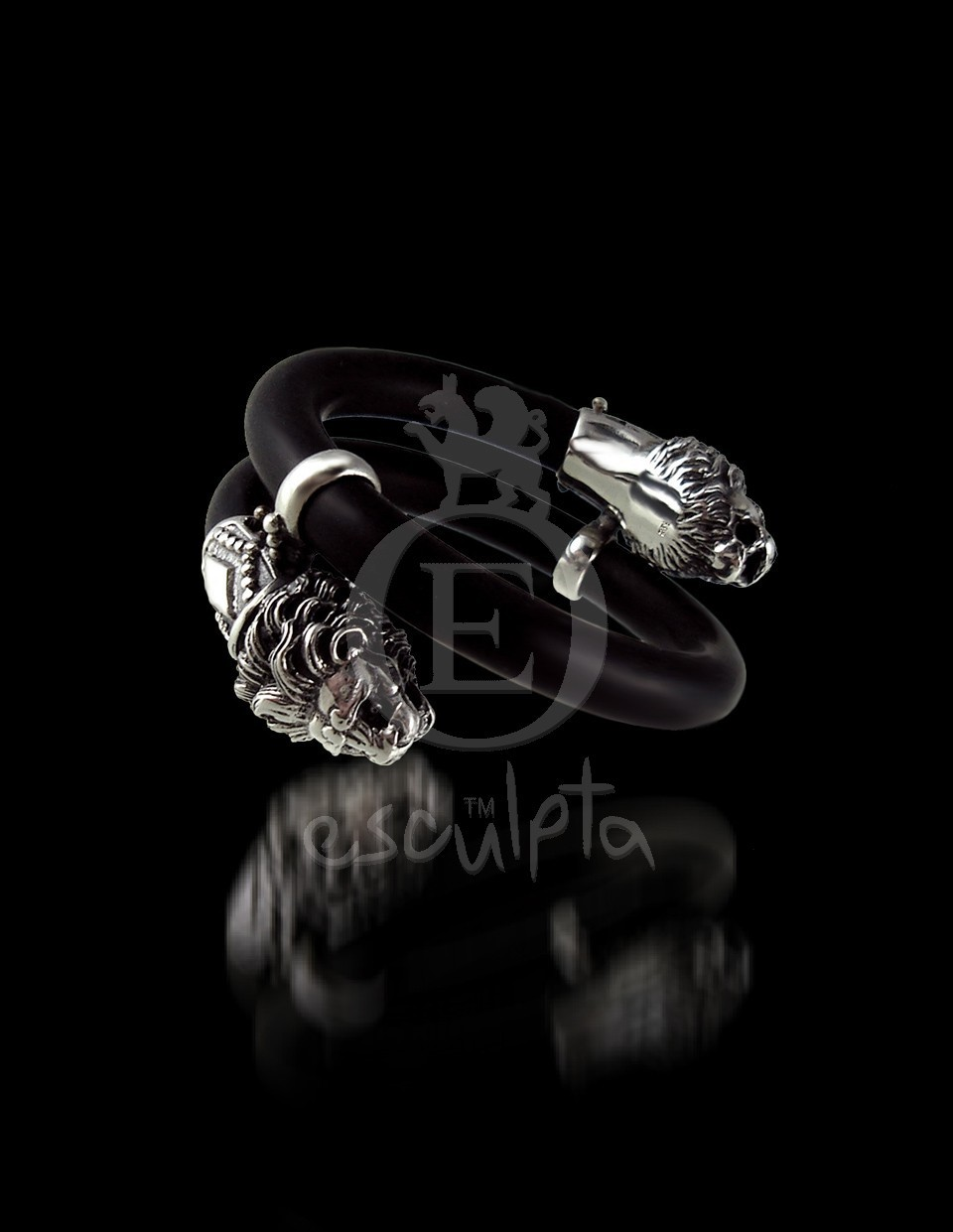 Decorative Cock Ring Le Cockring Ii Lion The King Of Cock Rings Adjustable Size Fits All