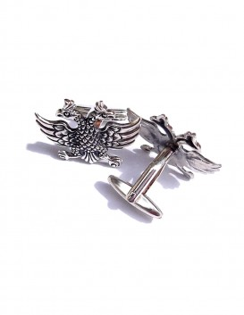 2 headed eagle of Lagash cufflinks