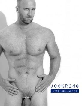 JockRing © WING-COMMANDER Model with jewel