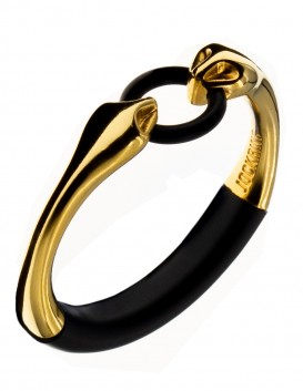 "JockRing © BOA ""DEBUT"" Gold-tone with options"