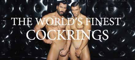 The World's Finest Cock Rings