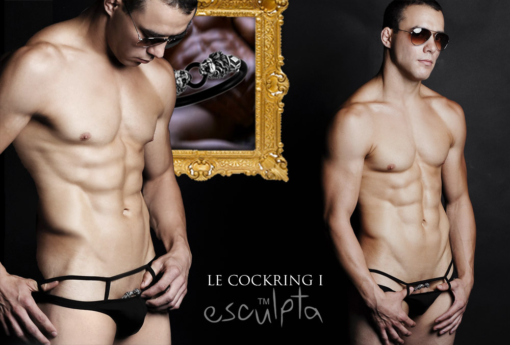 Le Cock Ring I by esculpta