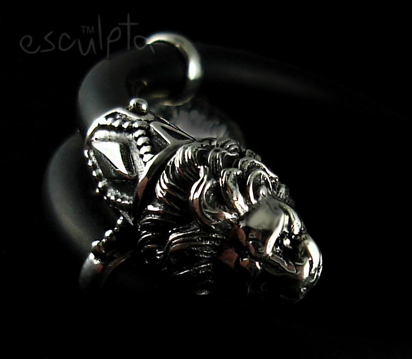 Le Cock Ring II from sterling silver