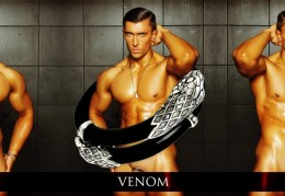 "New luxury cock ring launch. Venom: the ""dangerous"" penis jewel"